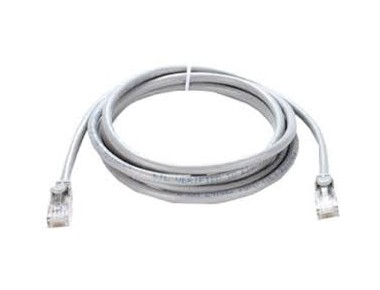 D-LINK Cat6 UTP 24 AWG  Patch Cords 1M- Gray