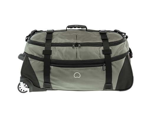 DELSEY CROSSTRIP EXPANDABLE TROLLEY DUFFLE BAG