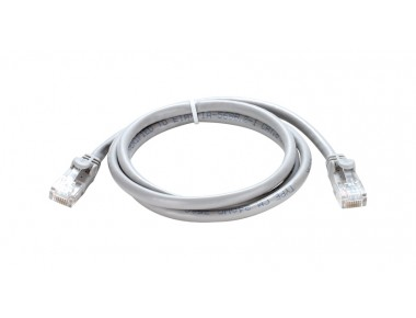 D-LINK Cat6 UTP 24 AWG  Patch Cords 0.5M- Gray