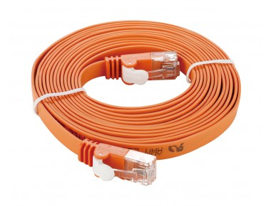 D-LINK NCB-5EUORGF1-3 CAT5E 3METER PATCH CORD