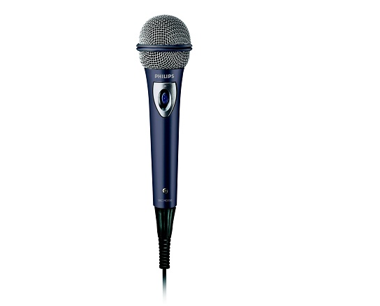 Philips SBCMD150/00 Corded Microphone