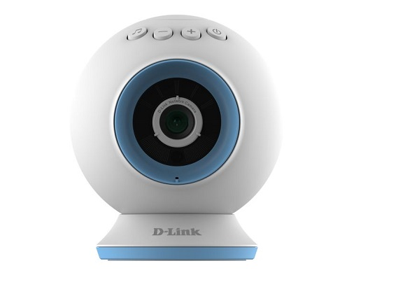 D-LINK DCS-825L Day/Night HD Wi-Fi Baby Camera