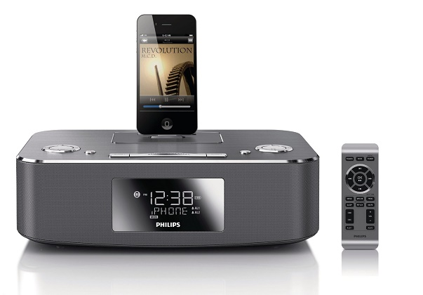 Philips DC291/12 Docking Station For iPod/iPhone/iPad