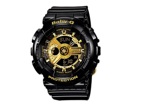 CASIO Baby-G BA110-1A  Baby-G KIDS WATCH