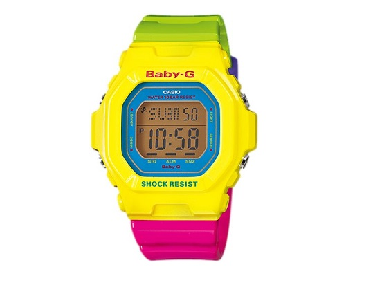CASIO Baby-G BG-5607-9DR KIDS WATCH