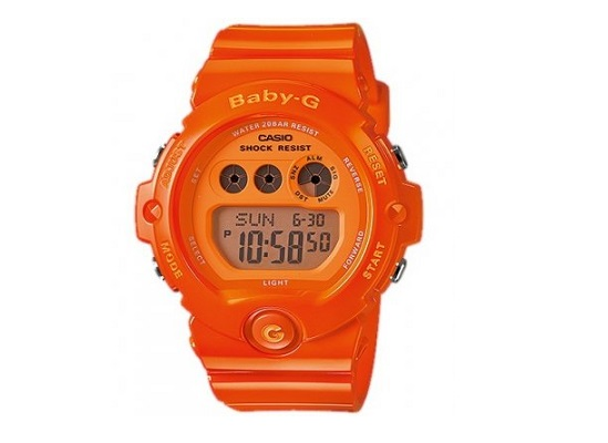 CASIO Baby-G BG-6902-4BDR KIDS WATCH