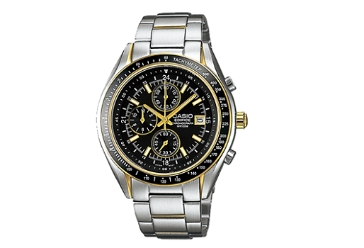 CASIO EDIFICE EF-503SG-1AV ANALOG MEN'S WATCH