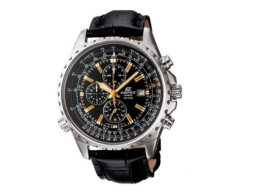 CASIO EDIFICE EFR-520L-1AV MEN'S WATCH