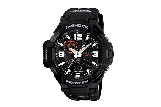 CASIO GA1000-1A G-SHOCK MEN'S WATCH