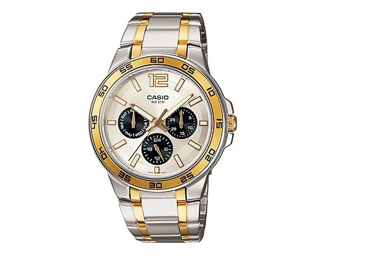 CASIO MTP-1300SG-7AV ANALOG MEN'S WATCH