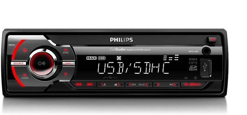 Philips Car Audio System