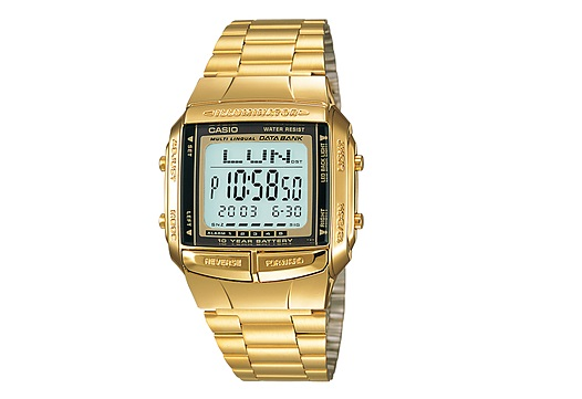 CASIO DB-360G-9A DATA BANK WATCHES