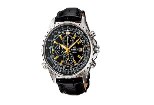 CASIO EDIFICE EF-527L-1AV ANALOG MEN'S WATCH