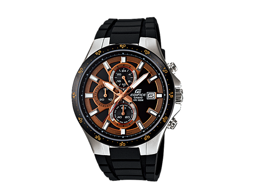 CASIO EDIFICE EFR-519-1A5V MEN'S WATCH
