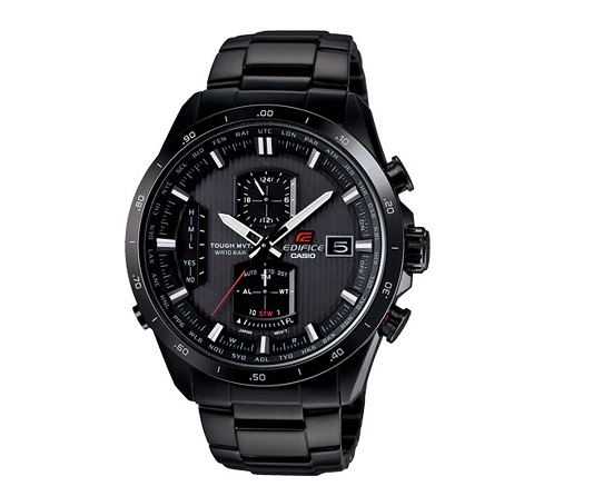 CASIO EDIFICE EQWA1110DC-1 MEN'S WATCH