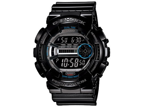 CASIO GD-110-1 DIGITAL G-SHOCK MEN'S WATCH