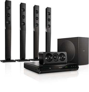 Philips Home Theater HTD-5570