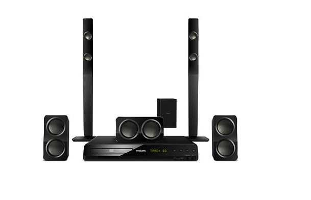 Philips Home theater 3538
