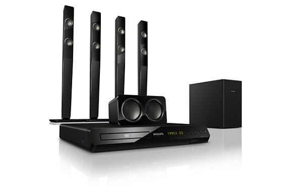 Philips Home Theater 3539