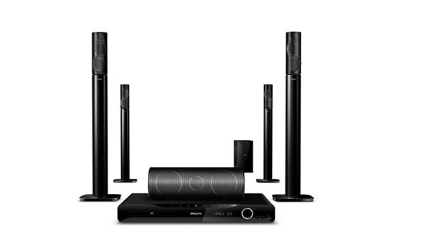 Philips Home Theater 5550