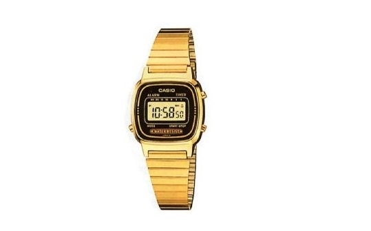 CASIO LA670WGA-1DF WOMEN'S WATCH
