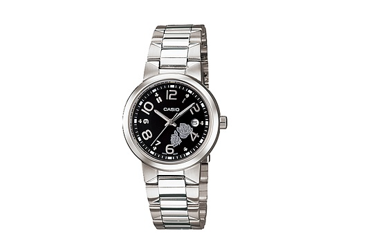 CASIO LTP-1292D-1A ENTICER ANALOG WOMEN'S WATCH