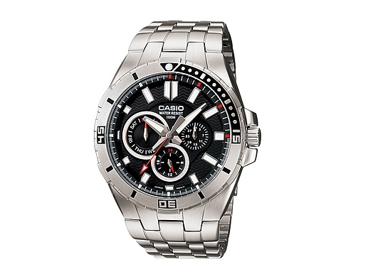 CASIO MTD-1060D-1AV MEN'S WATCH