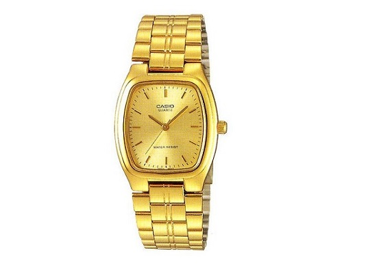 CASIO MTP-1169N-9ARDF GOLD TONE MEN'S WATCH
