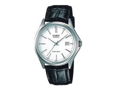CASIO MTP-1183E-7ADR LEATHER STRAP MEN'S WATCH