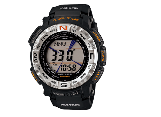 CASIO PRO TREK PRG-260-1 WATCHES