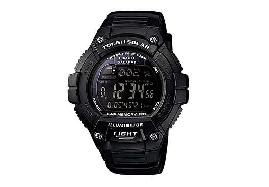 CASIO W-S220-1BV SOLAR POWERED WATCH