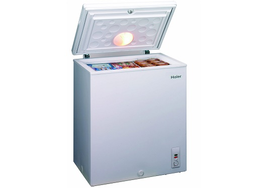 Haier 1-Door Chest Freezer