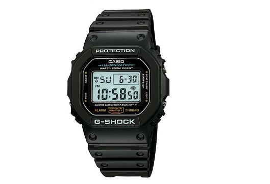 CASIO DW5600E-1V DIGITAL G-SHOCK WATCH