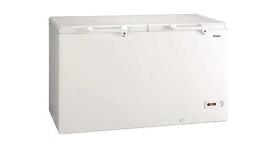Haier 2-Door Chest Freezer