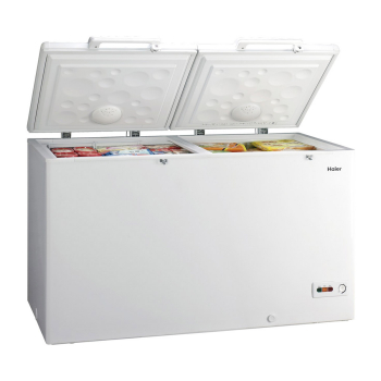 2-Door Chest Freezer