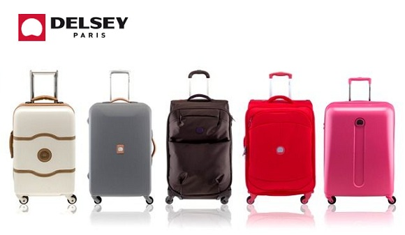 Delsey Luggage Collections
