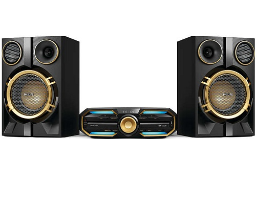 PHILIPS Bluetooth® and NFC Mini Hi-Fi System