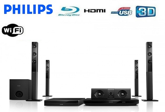 5.1 3D Blu-ray Home theater