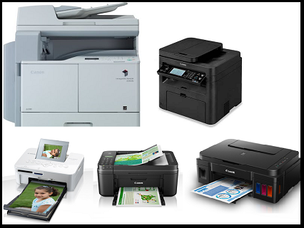 Printers and Photocopiers